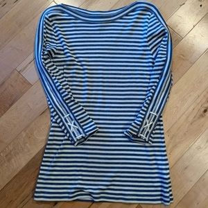 Chaps striped tee